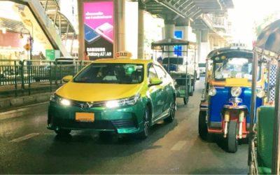【完全ガイド】バンコク観光での移動手段、この5つをマスターすれば完璧です