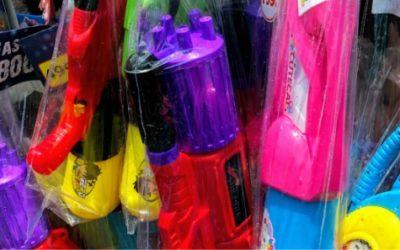 【2019年速報】ソンクラン水掛祭り@バンコク:子連れにおすすめはサイアムスクエア