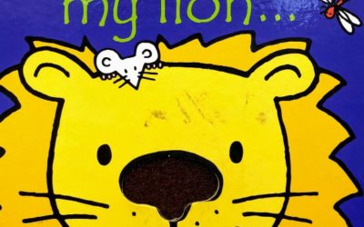 That's not my lion… 0歳から触って遊べる仕掛けつき英語絵本