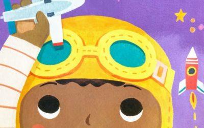 Baby Loves Aerospace Engineering!|航空宇宙工学と英語への興味促進!一石二鳥の絵本