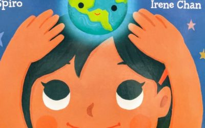 Baby Loves Green Energy!|英語だけじゃなく地球温暖化の仕組みについても学べる絵本