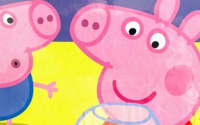 "Peppa Pig ""Peppa's First Pet""|日常を楽しく過ごすヒントになる英語絵本。定番の歌も登場!"