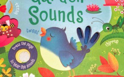 Garden Sounds|優しい音が聴こえる意外さに子供が耳を傾ける英語絵本