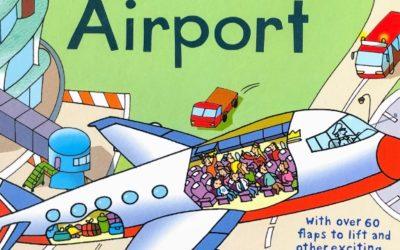 Look inside an Airport|子ども以上に大人がはまる。仕掛けへのこだわりがすごい英語絵本