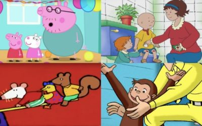 YouTubeで観れる幼児向けおすすめ英語動画シリーズ4選。絵本との連動で親の罪悪感も軽減